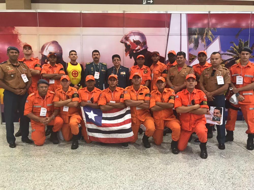 Resultado de imagem para Corpo de Bombeiros Militar do Maranhão
