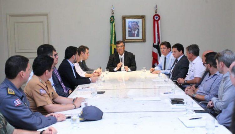 Órgãos do Sistema de Segurança Pública do Estado garantem o abastecimento de combustível nos postos da capital e interior do Maranhão