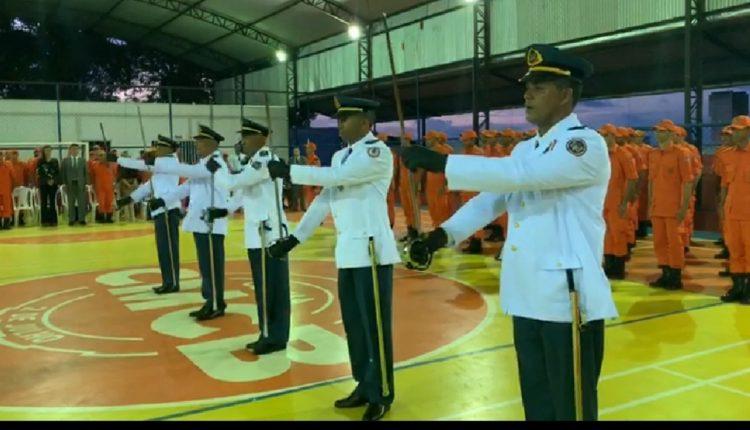 CBMMA realiza solenidade para promoção de oficiais
