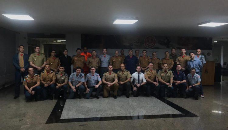 Bombeiros discutem nova legislação Nacional de Segurança Contra Incêndio e Emergências