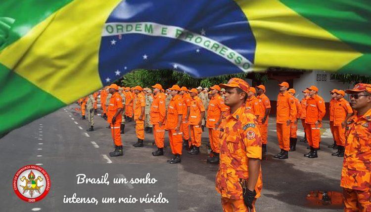 07 de Setembro, dia da independência do Brasil