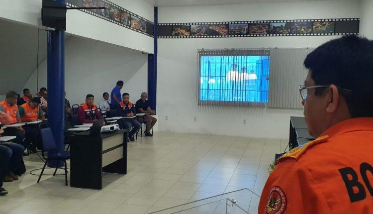 Coordenadores Municipais de Defesa Civil do MA participam encontro Estadual