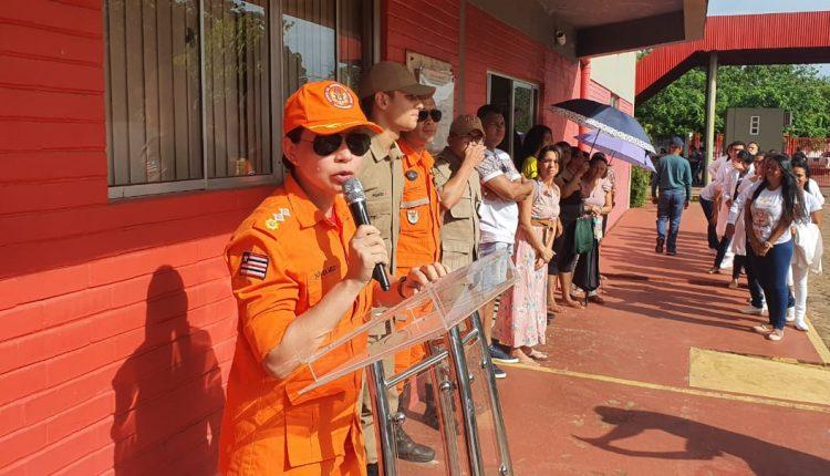 Comunidade participa de 2ª ação Social promovida pelo CBMMA e Instituto Soldado Fernandes