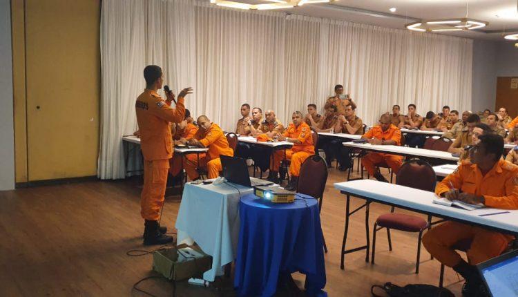 BOMBEIROS PARTICIPAM DO 2º ENCONTRO DE SEGURANÇA CONTRA INCÊNDIO DAS UNIDADES DO CBMMA