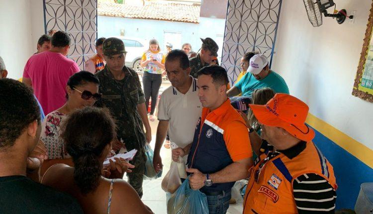 Corpo de Bombeiros do Maranhão reforça ações aos afetados pelas chuvas