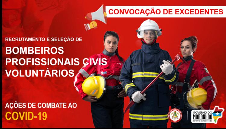 RECRUTAMENTO DE BOMBEIROS CIVIS VOLUNTÁRIOS TEMPORÁRIOS (INFORMAÇÕES PESSOAIS ADICIONAIS)