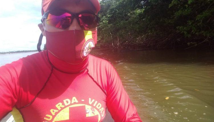 Bombeiros encontram corpo de homem que se afogou no rio Tocantins