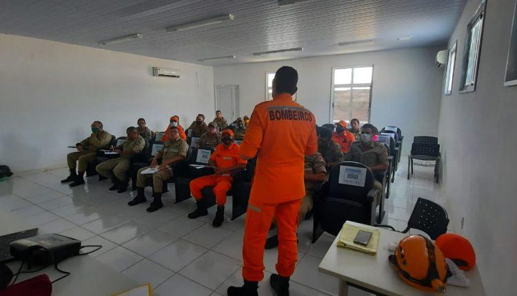 10° BBM REALIZA INSTRUÇÃO DE NIVELAMENTO DE COMBATE A INCÊNDIO